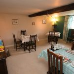 Dining Room, Easterside Farm, Hawnby