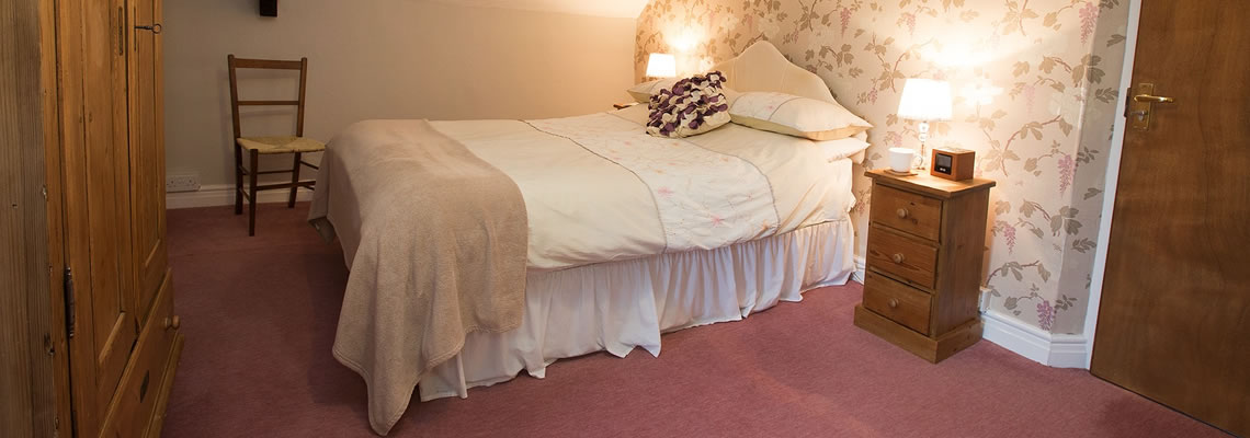 Double Room, Easterside Farm